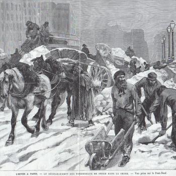 Décembre 1879: la France paralysée par une terrible vague de froid