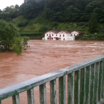 Réccurences de fortes pluies sur le Pays Basque - Est-ce anormal?