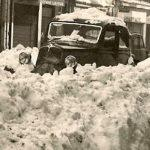 Jusqu'à 80 cm de neige en février 1956 en Aquitaine