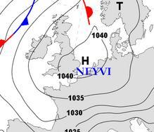 Semaine anticyclonique : du soleil, mais encore de la fraicheur