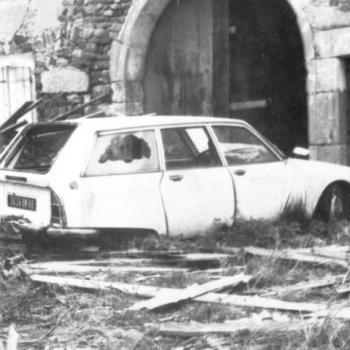 Orages des 11 & 12 juillet 1984 en France et en Allemagne