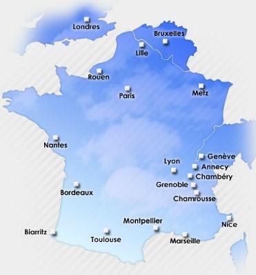 Meteo nantes 44000 fr 1er site meteo pour nantes et for Construction piscine nantes